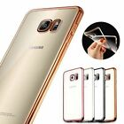 ShockProof Clear Slim Armor Defender Case Cover For Samsung Galaxy Note 3/4/5/7