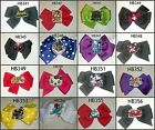 Boutique HANDCRAFT HAIR BOW - Alternative - Huge Variety #7