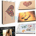 "10"" 30 Sheets Photo Scrapbooking Album Family Friend Travel Party Memory Record"