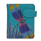 Brilliant Summer Dragonfly - Small Zipper Wallet  - Shagwear - New
