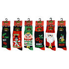 Mens Christmas Novelty Socks Stocking Filler