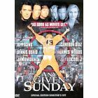 Any Given Sunday DVD Special Edition Director's Cut -b-
