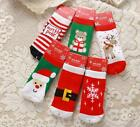 Christmas baby socks thicker terry warm new year children socks festival