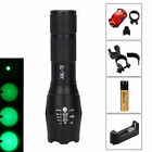 5000LM Zoomable Focus LED Tactical Flashlight Torch Hunting 18650 Laser Light