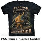 TEACHERS T-Shirt By The Mountain # 4885 (Adult Men's Sizes) S-3XL NEW