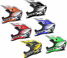 WULFSPORT ADVANCE Adult Motocross MX Helmet Pitbike Dirtbike Quadbike Enduro
