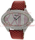 Chopard Montres Dame Cats Eye in 18kt White Gold,Full Diamond, Ref# 13/7146-1004