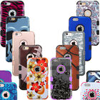 For Apple iPhone 6 6S Hard Case Shockproof Protective Rugged Rubber Luxury Cover