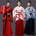 Fashion Women Chinese Ancient Trail Cosplay costume Floral Infanta Long Dress