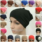 Muslim Fashion Cotton Inner Hijab Tube Caps Islamic Women Underscarf Hats Lot