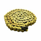 530 50H Gold, Steel Heavy Duty Drive Chain Motorcycle Master Link Yamaha Bike