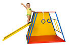 Toddler Playground Indoor Equipment Biom Pyramid Climbing Frame Gym Mat Playset