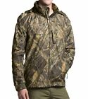 DRAKE Waterfowl EST Hooded Jacket  L/2XL Camo Shadow Branch Hunting Coat/Parka