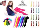 Girls, Baby Childs Tights Pantyhose 16 Bright Colors 3 Sizes Age 2-11