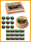 BLAZE AND THE MONSTER MACHINE (1) - Edible Cake Topper OR Cupcake Topper