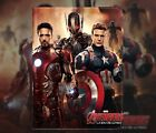 Avengers team pattern stand case cover for ipad 234 mini1234 air/air2 pro9.7""