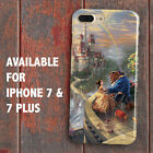 Beauty and The Beast Disney Belle for iPhone 7 & 7 Plus Case Cover