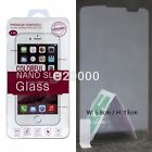 2X 9H Premium Tempered Glass Film Screen Protector For LG Phone +1pc Package #02