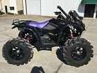 2008 Honda Rancher 420 4x4 Custom Built Monster ATV Lift Stretch Fox Clean