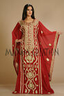 New Islamic Caftan Modern Fancy Georgette Arabian Lovely Bridal  Dress 1743b