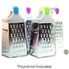 Cheese Grater,  Multi-purpose, 6 Sided