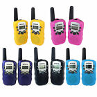 2× Retevis RT-388 Colorful Walkie Talkie for Kids 22CH UHF 0.5W Two-Way Radio US