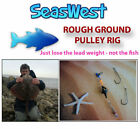 10 x Rough Ground Pulley Pennel Rig – Cod, Ray, Conger, Bass