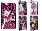 Monster High Draculaura Ula Case Cover For iPhone 6S 7 Plus 5S Galaxy S7