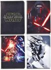 Case/Cover Star Wars Apple iPad Air / Folding Smart Flip Folio PU Leather Stand £18.95 GBP