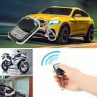 433MHz Wireless Remote Control 4 Buttons Cloning Gate Duplicator For Garage Door