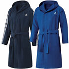 adidas Performance Bathrobe Men's Bathrobe Sauna Coat Dressing Gown