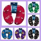 NBA Licensed Spandex Beaded U-Shape Throw Travel Neck Pillow - Choose Your Team
