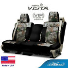 Coverking Next G1 Camo Custom Seat Covers for Nissan Xterra