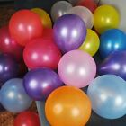 100 Latex Balloons - Colours To Choose - birthday Party xmas party