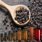 Black Pepper Essential Oil - 100 Pure and Natural - Free Shipping - US Seller
