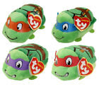 TY Beanies Teeny Tys - Plush Soft Toys - Teenage Mutant Ninja Turtles - *NEW IN*