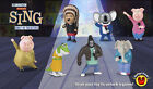 2016 McDONALD'S SING HAPPY MEAL TOYS! PICK YOUR FAVORITES! SHIPPING NOW!