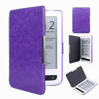 Hard Slim Leather Protector Pouch Skin Case Cover For PocketBook 624/626 Touch 2