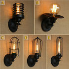 Retro Industry Aisle Design Wall Lights Sconce Wall Lamp Fixtures Fitting 6648U