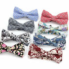 Adjustable Men's Cotton Bow ties 15 Colors
