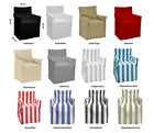 NEW 100% Cotton Rans Alfresco Director's Chair Cover RRP $49.95 (13 Colors)