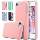 Hard Hybrid Defender Slim Armor Case Cover For Apple Ipod Touch 5 Th / 6 Th Gen