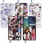 Dan Howell and Phil Lester Collage Case Cover For iphone 6 6S 7 Plus 5S 5C S7 S6