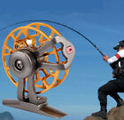Alloy Front Reel Fishing Wheel Right Hand Sea Fishing Ice Fishing Fly Tackle