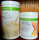 Herbalife - 2 Formula1 Shakes +1 Personalized Protein Powder FREE SHIPPING
