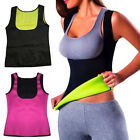 Thermo Sweat Neoprene Body Shaper Slimming Waist Trainer Cincher Yoga Vest Hot