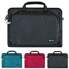 Slim Laptop Sleeve Carrying Shoulder Bag Handle Case Cover for Google Chomebook