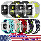 TX Sale Replacement Silicone Sports Strap For Apple Watch Wrist Band Series 2 /1