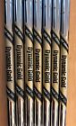 True Temper Dynamic Gold Tour Issue S400 Taper .355 Iron Shaft Brand New
