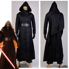 Star Wars VII The Force Awakens Ben Solo Kylo Ren Uniform Cosplay Costume Outfit $192.24 CAD